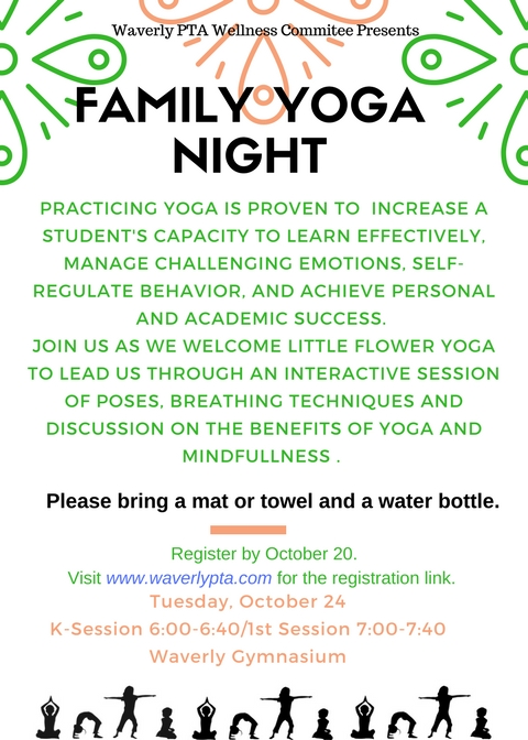 Family Yoga Night